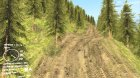 Карта German forest 001 for Spintires DEMO 2013