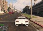 Nitro Mod для GTA 5 вид сверху