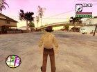 Индиана Джонс for GTA San Andreas inside view