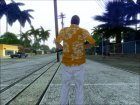 Fat (Two Thugs) для GTA San Andreas вид слева