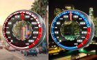 Speedometer Future Style V16x9 (widescreen)