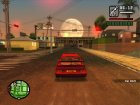 Speedometer Digital from GTA V для GTA San Andreas вид сзади слева