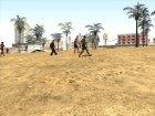 Оригинальный Пляж из GTA V для GTA San Andreas вид сбоку