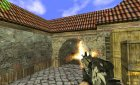 The m4a1 для Counter-Strike 1.6 вид слева