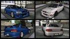 Subaru Impreza WRX STI GC8 1999 для GTA San Andreas вид сбоку