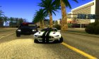 Ford Mustang 2015 Need For Speed Payback Edition для GTA San Andreas вид изнутри