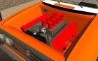 "АЗЛК-408 ""Отреставрированный"" для GTA San Andreas вид изнутри"