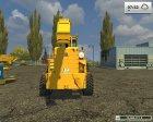 New Holland FX48 v1.0 for Farming Simulator 2013 top view