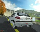 Peugeot 206 2007 for Mafia: The City of Lost Heaven rear-left view