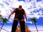 WWE Big Show for GTA San Andreas left view
