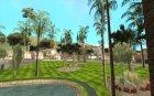 Новый парк в Лос Сантосе for GTA San Andreas left view