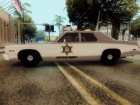 Dodge Monaco Hazzard County Sheriff for GTA San Andreas left view