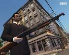 Winchester M1912 Trench Gun для Mafia: The City of Lost Heaven вид изнутри