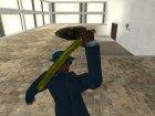 Golden Dildo для GTA San Andreas вид сзади слева