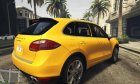 2012 Porsche Cayenne Turbo for GTA 5 inside view