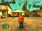 PS2 Graphics 'Orange Atmosphare для GTA San Andreas вид сзади