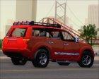 Mitsubishi Pajero Sport Dakar Offroad Version 2014 for GTA San Andreas rear-left view