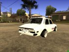 Dacia 1300 GFB for GTA San Andreas side view