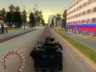 ВПК Бронетранспортёр Медведь for GTA San Andreas inside view
