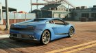 Lamborghini Gallardo LP570-4 Superleggera 2011 for GTA 5 top view
