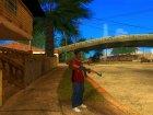 Красивый Пак Оружия for GTA San Andreas left view