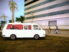 РАФ 2203 for GTA Vice City rear-left view