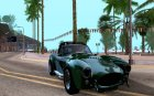 "Shelby Cobra V10 ""TT Black Revel"" for GTA San Andreas inside view"