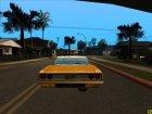 ENB только блеск авто v2 для GTA San Andreas вид сверху