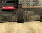 Пак оружия GTA 5 для GTA San Andreas вид сзади слева
