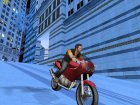 Skin HD GTA V Michael De Santa v2 for GTA San Andreas right view