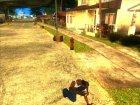 Хранение оружия (версия 2) для GTA San Andreas вид слева