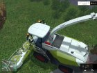 CLAAS Jaguar 870 v2.0 for Farming Simulator 2015 side view