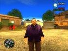 Пак скинов глав. персонажей из GTA для Skin Selector для GTA San Andreas вид сбоку
