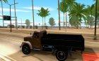 ГАЗ-51 Simple Wheels for GTA San Andreas left view