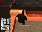 Приключения Клода для GTA San Andreas вид слева