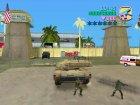 Вращать башню Rhino мышкой for GTA Vice City rear-left view