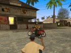 Photographed Screenshoot для GTA San Andreas вид сзади слева