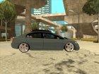 Honda Civic для GTA San Andreas вид сверху