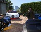 2017 Bugatti Chiron (Retextured) 3.0 for GTA 5