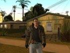 Арнольд Шварценеггер для GTA San Andreas вид слева