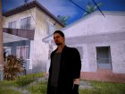 Bodhi Payday 2 для GTA San Andreas вид сзади слева
