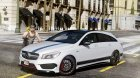 Mercedes-Benz AMG 45 CLA Shooting Brake 1.7