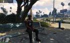 Возможность садиться для GTA 5 вид слева