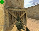 CoD4 Style M4A1 for Counter-Strike 1.6 inside view