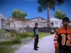 Trevor V3 HD GTA V для GTA San Andreas вид сбоку