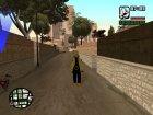 Наруто Рикудо для GTA San Andreas вид сбоку