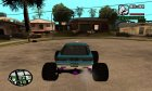 GTA 5 Imponte Ruiner Monster Truck для GTA San Andreas вид слева