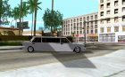 Tofas Limuzin for GTA San Andreas inside view