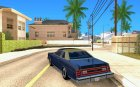 Ford LTD Brougham Coupe 1975 for GTA San Andreas rear-left view