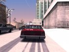 Winter ENB version (Low PC) for GTA San Andreas